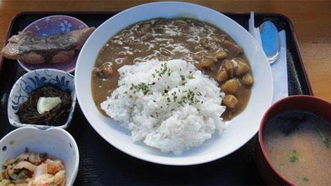 壺川直売店さかな シーフードカレー
