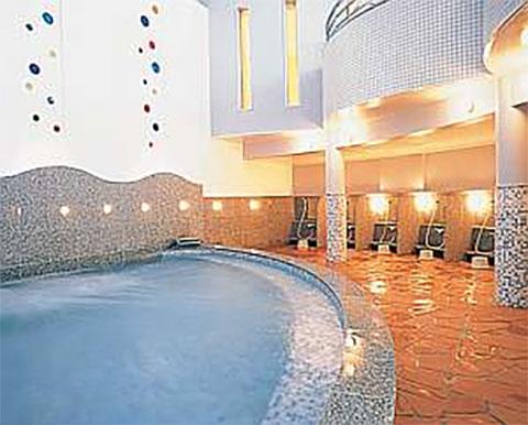 ラグナガーデンホテル 大浴場